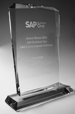 SAP Business One EMEA Development Challenge